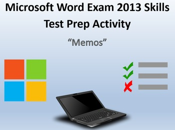 Certification Exam Review 3 for MOS Microsoft Word 2013
