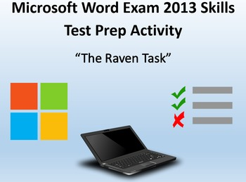 Certification Exam Review 5 for MOS Microsoft Word 2013