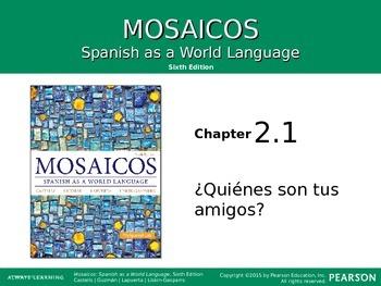 MOSAICOS Spanish PPT