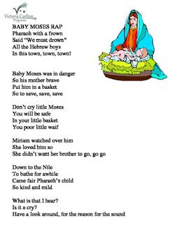 MOSES RAP
