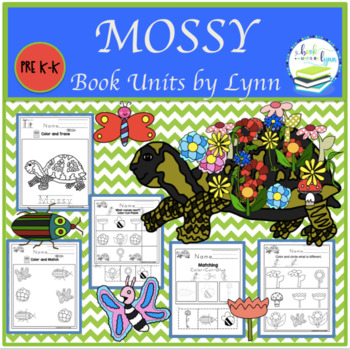 MOSSY BOOK UNIT
