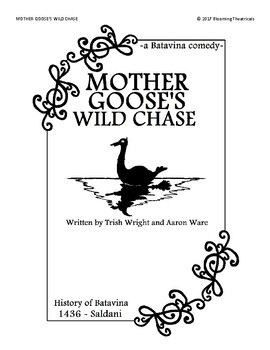 MOTHER GOOSE'S WILD CHASE -a short comedy-
