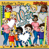 MOTHER'S DAY- CLIP ART FREEBIE