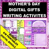 MOTHER'S DAY DIGITAL GIFTS W/BONUS PRINTABLES