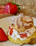 MOTHER'S DAY GIFT - THE BEST CREAM PUFFS RECIPE