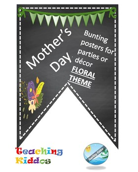 MOTHER'S DAY decor - FLORAL theme