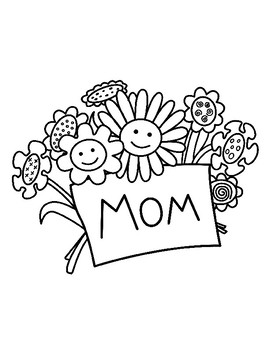 MOTHERS DAY COLORING, BUNDLE 16 PAGES, MOTHERS DAY ACTIVITIES, MOTHERS DAY ART