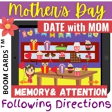 MOTHERS DAY Following Directions Memory Attention to Detai