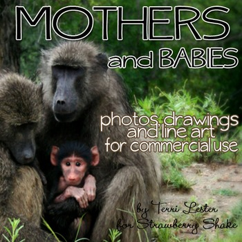 Photos Photographs MOTHERS and BABIES 1 Personal and Comme