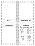 MOTION And FORCE BOOKLET - The Way Things Move - Spanish