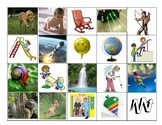 MOTION - The Way Things Move - 2 Activities, Chart & Test in Spanish