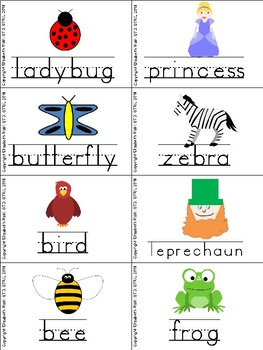 MOTIVATE RELUCTANT HANDWRITERS: 120 cards to make silly sentences! k12345