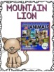 MOUNTAIN LION - nonfiction animal research