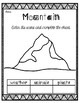 MOUNTAIN Research/Report Project Booklet