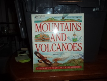 MOUNTAINS AND VOLCANOES ISBN 1-85697-938-5