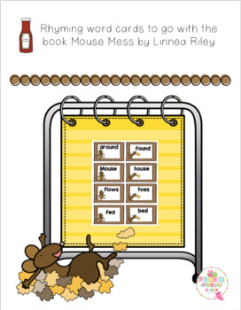 MOUSE MESS BOOK UNIT ADD ON