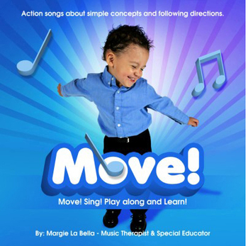 MOVE! Action songs 4 teaching special education kids and everyone else!