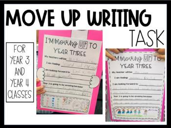 MOVE UP WRITING TASK