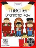 MOVIE THEATER Dramatic Play Center