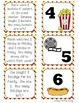 MOVIE TIME Word Problems, Addition and Subtraction up to 10