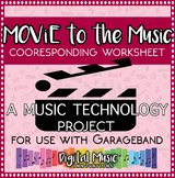 MOViE to the Music Worksheet