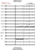 MOZART CLARINET PERFORMANCE ENSEMBLE.SCORE CONDUCTOR