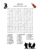 MOZART Word Search - Music, Mozart Day - Early Finisher - Composer