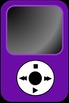 MP3 Player Clipart