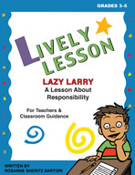 Lively Lesson For Classroom Sessions: Lazy Larry