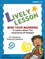Lively Lesson For Classroom Sessions: Mind Your Manners!
