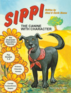 Sippi, The Canine With Character
