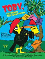 Toby, The Terrific Test-Taking Toucan