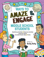 Ways To Amaze And Engage Middle School Students