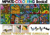 MPM2D Colouring Books - Dr. Seuss Themed (Book Versions 1