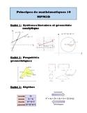 MPM2D, Principes des mathématiques, 10e année : Cours au complet (Course Pack)