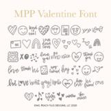 MPP Valentine Font