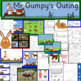 MR GUMPY'S OUTING book study