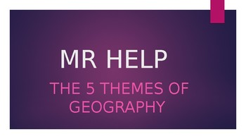 MR HELP