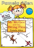 MR McGEE AND THE BITING FLEA - PAMELA ALLEN