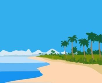 MRS. COW GOES TO HAWAII!  (ENGLISH-SPANISH, EASY READING, FUN ACTIVITIES)