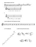 MS Choir Beginner Solfege Test