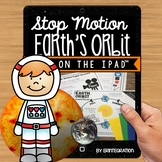 Seasons and Earth's Orbit STEM Stop-Motion Video Project on the iPad