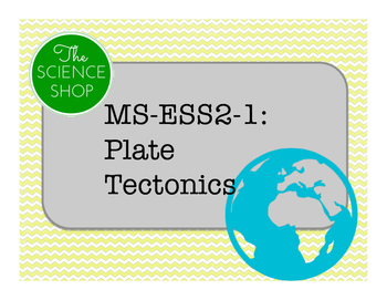 MS-ESS2-3: On the Move? Plate Tectonics Case Study