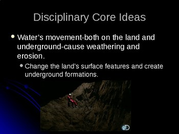 MS-ESS2-2 Earth's Systems-Earth Surface Changes PowerPoint