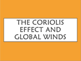 MS-ESS2-6: The Coriolis Effect and global winds Activity Bundle!