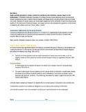 MS ESS3-3 Design Method Minim Human Impact: Data Dig & Lab