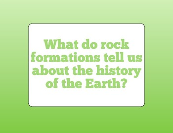 MS Earth Science NGSS in Directive Question Format