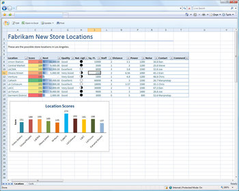 MS Excel Applications