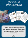 MS-LS2-2 Symbiotic Relationships