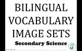 Bilingual Vocabulary Image Set (Spanish): MS Life Science